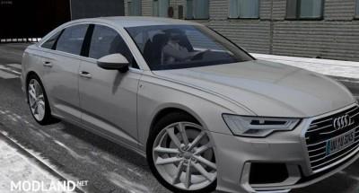 Audi A6 Sedan 55 TSFI [1.5.8] - External Download image